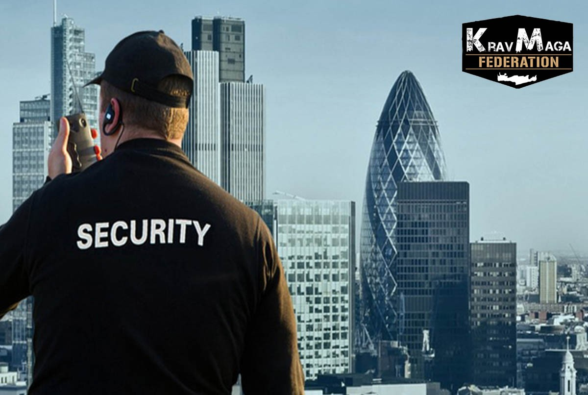 Krav Maga για security