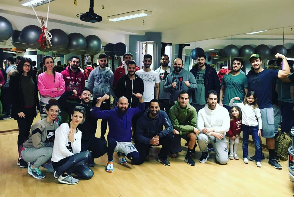 Personal Training Certification,  Functional Training Workshop, Group Training course